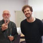 Oliver van Meeren mit Luke Mockridge 1